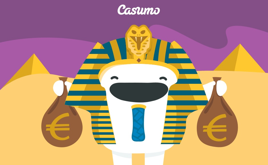 Casumo casino darmowe spiny na book of dead 5