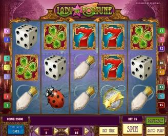 Diamonds of Fortune - Casumo Casino